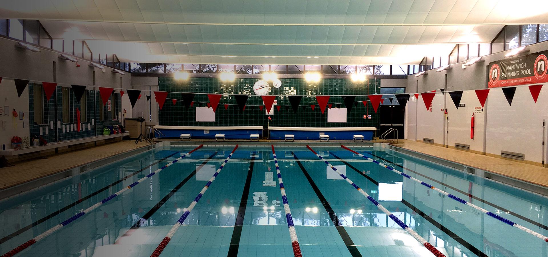 Nantwich pool